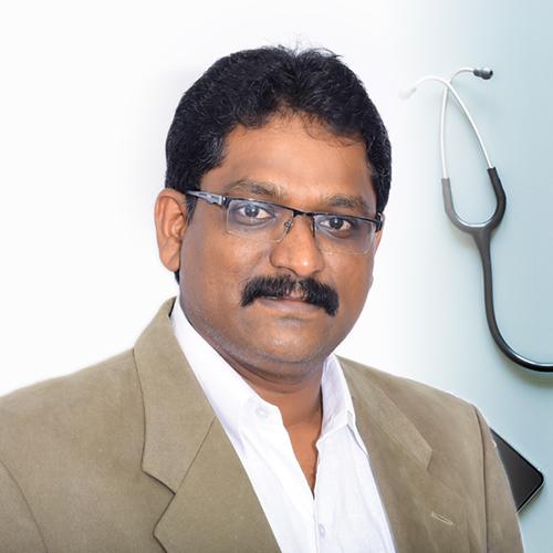 Dr Chandrashekar A R