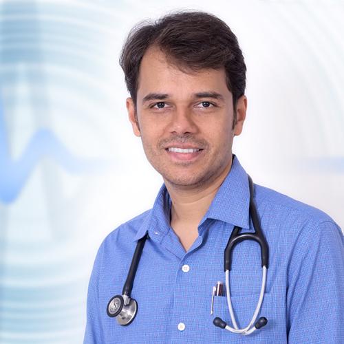Dr. Vikram B Kolhari