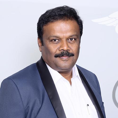 Dr Chandrashekar M.