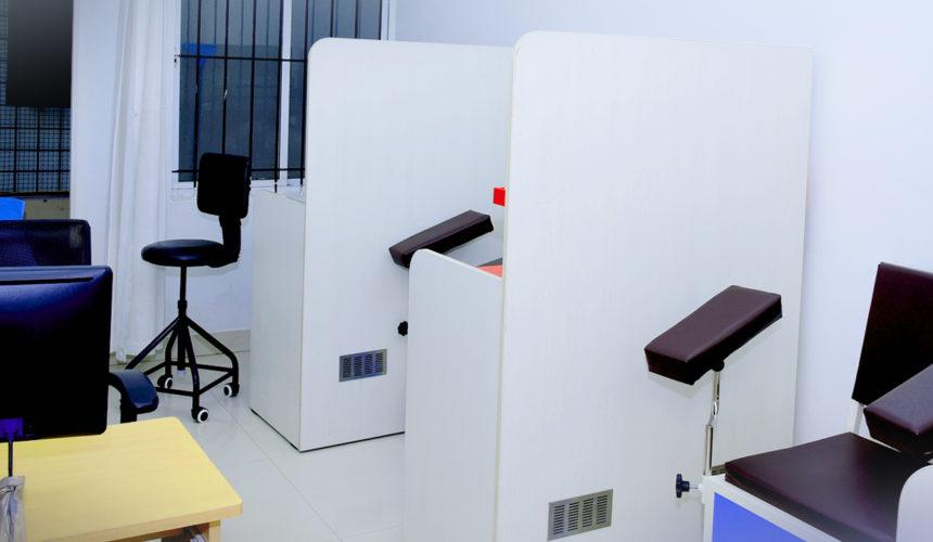 New Phlebotomy Unit at 1st Floor